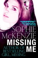 Missing, Me by Sophie McKenzie